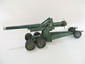 BRITAINS 2064/9745 '155mm GUN'. ARMY/MILITARY. 1:32. VINTAGE.
