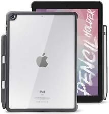 Apple iPad 9.7 2018 / 2017 Back Case Compatible With Smart Keyboard And Cover