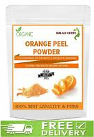 Orange Peel Powder For Skin Whitening And As A Toner 100% Natural And Organic