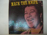 Ella Fitzgerald   Mack The Knife  Ella in Berlin stereo LP