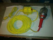 Woodhead 1635-12A Haztex® Incandescent Hazardous duty handheld work light
