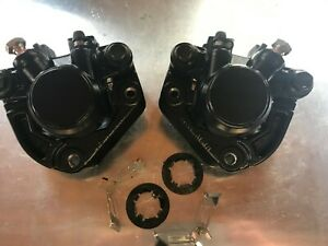 Suzuki gs550, gs1100 Fully rebuilt Aisin front calipers with pads