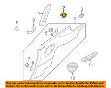 PORSCHE OEM 2007 911 Interior-Coat Hook Left 997555573015Y2
