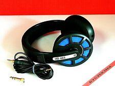 Sennheiser HD - 465  Stereo Bügelkopfhörer  mit  Audiokabel  TOP  Zustand  .