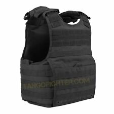 CONDOR XPC MOLLE Exo Armor Plate Carrier Vest Chest Rig SPEAR/BALC L/XL BLACK