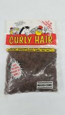 One & Only Curly Doll Making Repair Hair Curl Dark Brown 4 Oz Crafts
