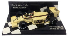 Minichamps flechas BMW A8 #18 British GP 1986-Thierry Boutsen 1/43 Escala