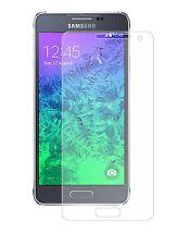 6 X Durchsichtig LCD Screen Protector Film Folien Saver für Samsung Galaxy Alpha