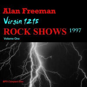 Pirate Radio [Not] Alan Freeman Rock Volume One Listen In Your Car