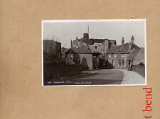 Rye Sussex the Landgate Real photo posted 1927 judges card Art