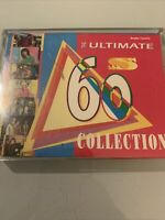 The Ultimate 60s Collection Double Cassette Tape Sixties