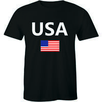 United State Of America Patriotic American Flag Political Tee Men's T-shirt