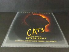 Taylor Swift BEAUTIFUL GHOSTS From The Movie CATS 2019 CD Single UniversalBrazil