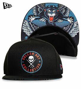 Sullen Blaq Magic Jay Watkins Panther Traditional Tattoos Snapback Hat SCA3764