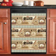 Beautiful Cute Decor Kitchen Dishwasher Magnet - Country Primitive Design