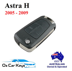 HOLDEN ASTRA H 2005 2006 2007 2008 2009 COMPLETE REMOTE CAR KEY CHIP FOB