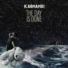 KARMAMOI - THE DAY IS DONE SEALED CD DIGIPAK 2018 ITALIAN MELODOIC SPACE HEAVY!
