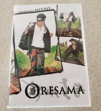 NEW Oresama Miyavi film DVD Jrock Visual Kei