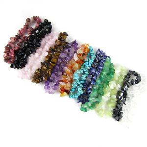 Crystal Gemchip Bracelet Healing Gemstone New Age Jewellery, Reiki Healing Wicca