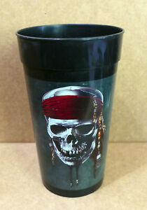 2011 Pirates of the Caribbean On Stranger Tides Movie Promo Large Cup Tumbler