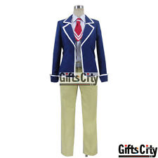 Nisekoi: False Love Seishiro Tsugumi Uniform Cos Clothes Cosplay Costume