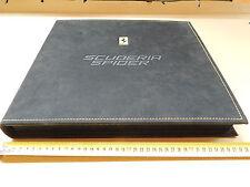 LIMITED BROCHURE 499pz FERRARI 430 SCUDERIA SPIDER 16M F430 PROSPEKT BROCHURE