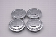 "4 x Chome Center Cap 3.25"" For Cadillac Escalade 2005 - 2013 18"" 20"" 22"" 9595891"