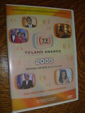 TV LAND AWARDS 2005 EMMY DVD SEALED.STEVIE WONDER MYA DON KNOTTS IN SPEC SEGMENT