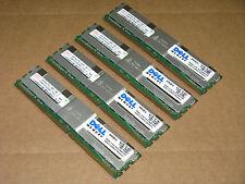 16GB(4x4GB)PC2-5300F DDR2 ECC Server Memory Hynix HYMP151F72CP4N3-Y5 AC