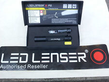 LED LENSER P2 AUSTRALIAN WARRANTY & AUTHORISED RESELLER