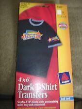 AVERY DARK T-SHIRT TRANSFERS 4385