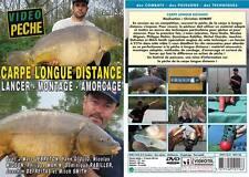 Carpe longue distance : Lancer - Montages - Amorçage (2 DVD) J-Marc Lebreton...