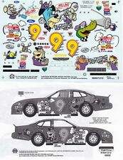 #9 Lake Speed CARTON NETWORK NASCAR Decals #1313