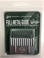 "Yanaki Full Metal Universal Clipper Guide, 00 1/16"" - Guard fits most clippers"