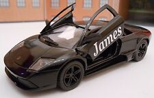 LAMBORGHINI PERSONALISED ANY NAME Toy Car MODEL boy girl dad BIRTHDAY GIFT NEW!