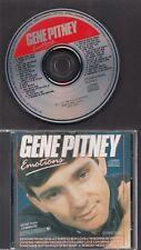 GENE PITNEY Emotions 1986 CD K-TELL HOLLAND/FRANCE NO BARCODE