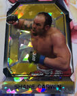 Hottest Cards in 2011 Topps UFC Finest 55