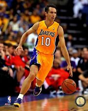 "Steve Nash ""Los Angeles Lakers"" NBA Basketball Licensed Unsigned 8x10 Photo A1"