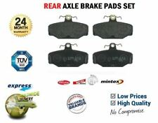 REAR BRAKE PADS SET for AC ACE 4.9 1995-1998