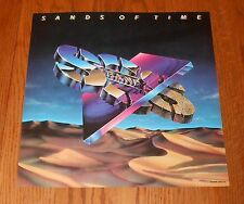 S.O.S. Sands of Time Poster 2-Sided Flat Square 1986 Promo 12x12