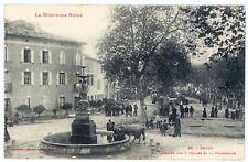 31 - REVEL - La Fontaine des 3 Graces et la promenade - Edition Labouche