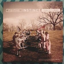 I Found Forever by Fighting Instinct (PROMO Single CD_Virgin 2006; Christian)