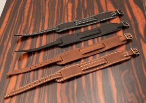 WW1 Trench Watch Strap For Wire Lugs HANDMADE for Collectors and Enthusiasts