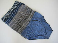 Unbranded Regular Size Striped Underwear for Men
