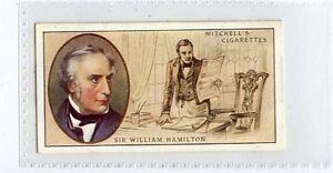 (Ja5771-100) Mitchell,Famous Scots,Sir William Hamilton,1933#39
