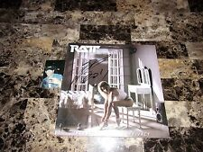 Ratt Stephen Pearcy Signed Invasion Of Your Privacy Vinyl Record Free Shipping