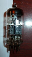 ECC86 TELEFUNKEN TESTED NOS  TV7 PERFECT MATCHED TRIODES