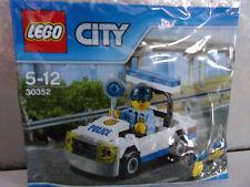 Lego - 30352 City jeux de construction Voiture Police
