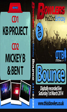"BOWLERS 22ND BIRTHDAY                     ""BOUNCE 2 PACK"