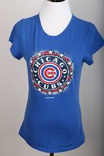 Chicago Cubs Graphic T-shirt Women's Size M